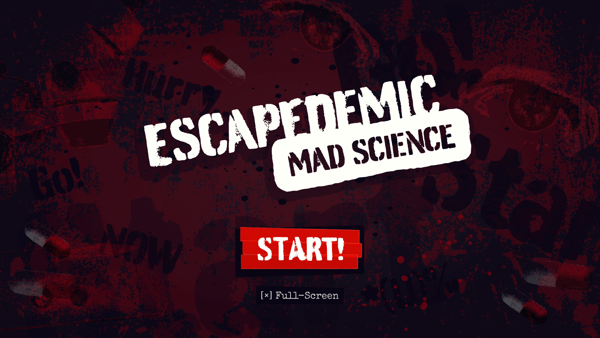 Escapedemic mad science